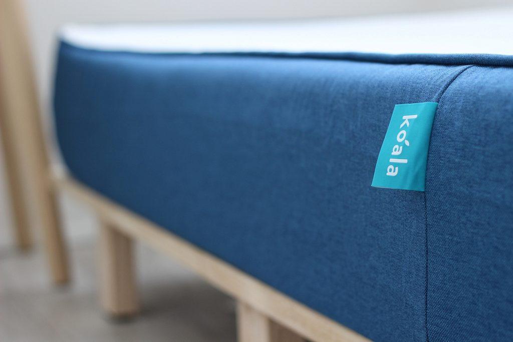 koala mattress cover upclose